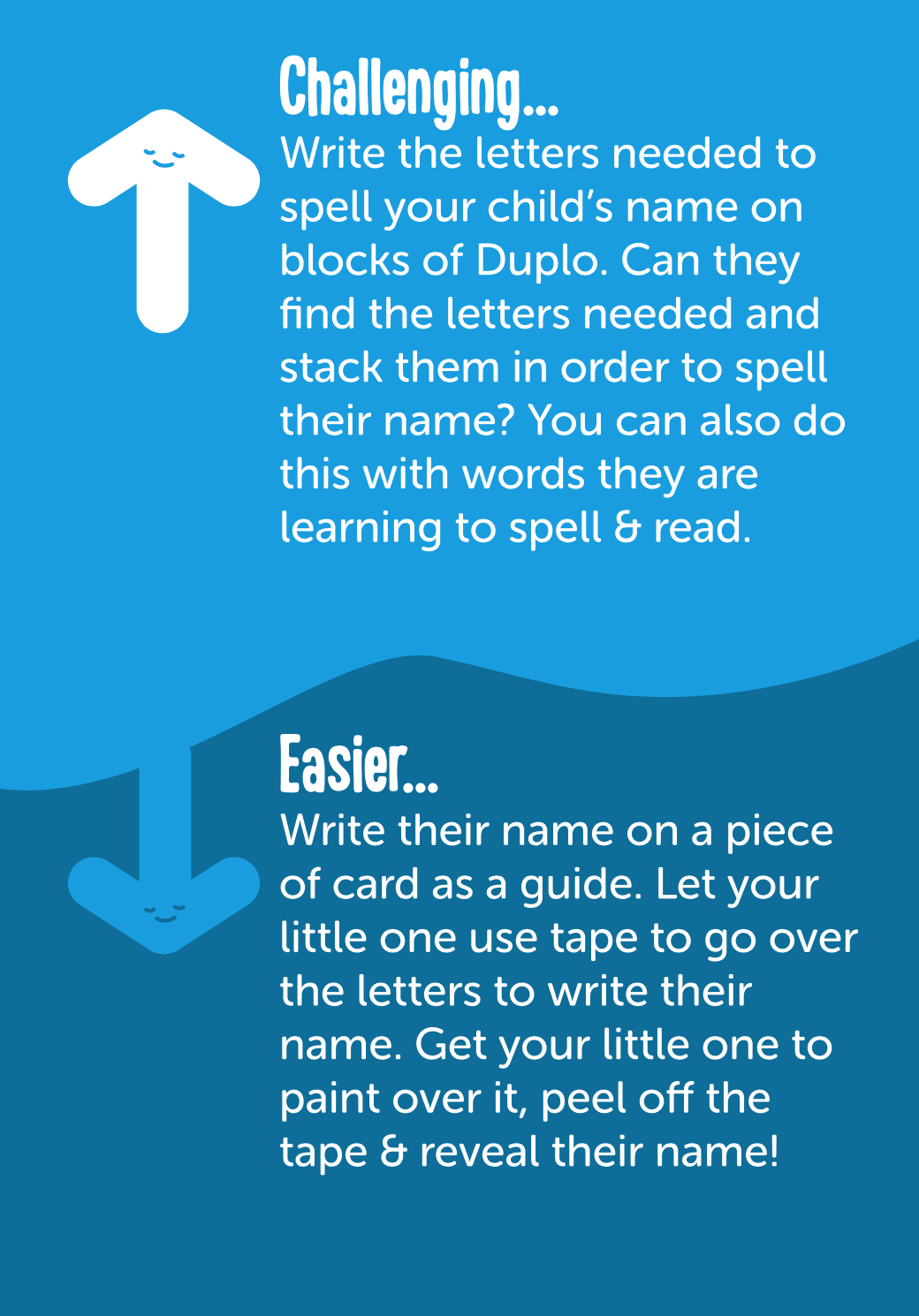 Learning Through Play Cards